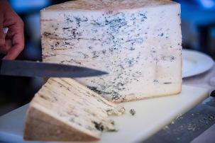 Queseria El Bucarito. Presentación de nuevo queso azul. Foto: Julio González.